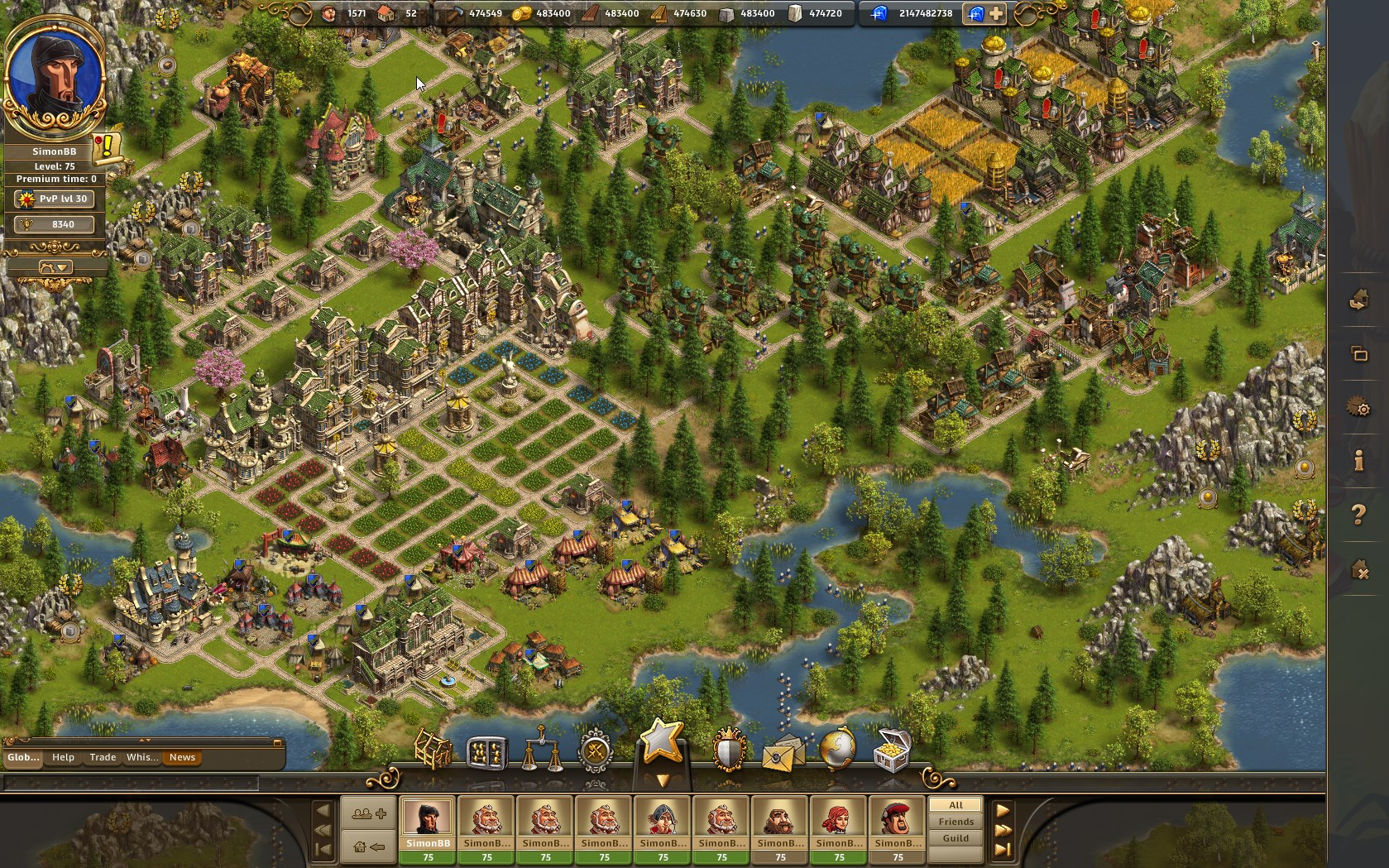 The Settlers Online Free City Building Online Strategy